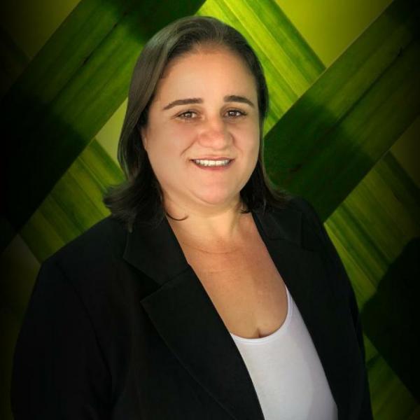 Foto do(a) Vice-prefeita: Rislâine de Faria Cançado