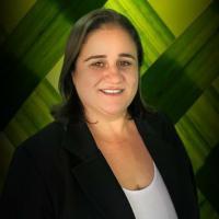 Foto do(a) Secretária: Rislâine de Faria Cançado