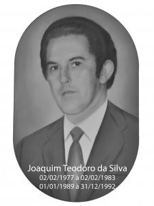 Foto de Joaquim Teodoro da Silva