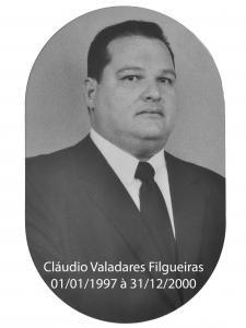 Foto de Cláudio Valadares Filgueiras