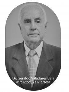 Foto de Dr. Geraldo Valadares Baia