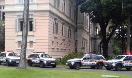 Nova viatura será entregue à Polícia Militar em Papagaios