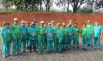 Garis de Papagaios receberam novos EPI's