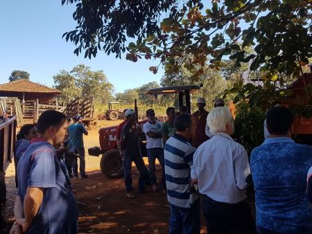 Dia de Campo: Prefeitura de Papagaios recebeu novos equipamentos
