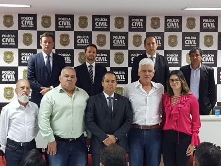 Polícia Civil terá novos investigadores em Papagaios