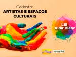 CADASTRO MUNICIPAL DE CULTURA - LEI ALDIR BLANC