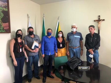 Subsecretária Estadual de Políticas sobre Drogas visita Papagaios