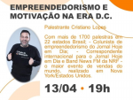 Evento online sobre empreendedorismo