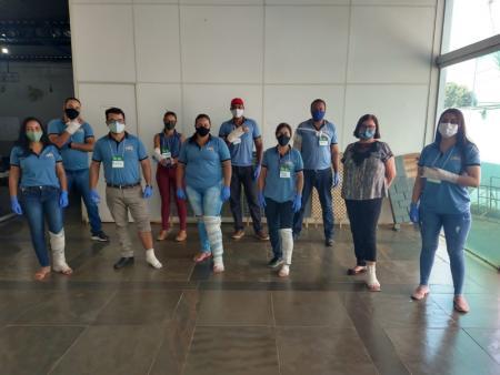 SENAR-MG dá curso para profissionais do CRAS, em Papagaios