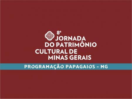 8a. Jornada do Patrimônio Cultural de Minas Gerais