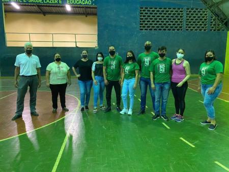 Conheça os atletas vencedores do 1º Campeonato Municipal de Embaixadinhas de Papagaios
